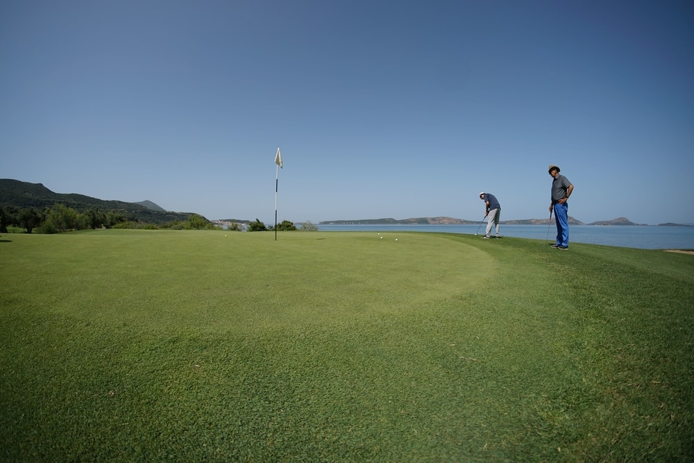 3 Greek Maritime Golf Event