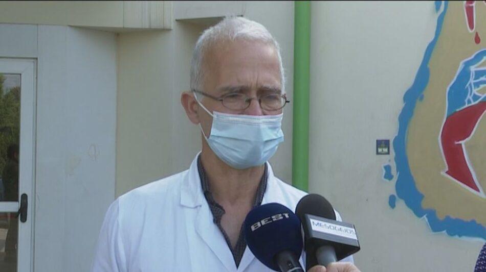 Μεσσηνία: Νεκρός o Διευθυντής της COVID Κλινικής του Νοσοκομείου Καλαμάτας  Νίκος Γραμματικόπουλος